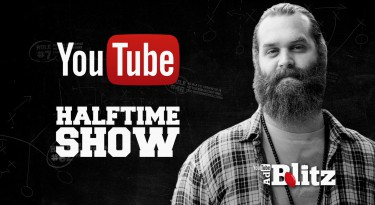 YouTube Halftime Show Harley Morenstein
