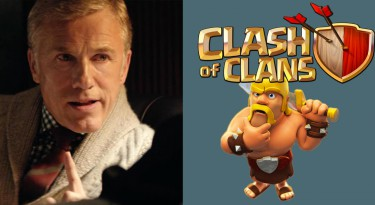 Christoph Waltz's Clash of Clans TV Commercial
