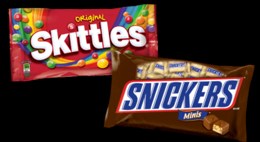 skittles snickers super bowl 2016