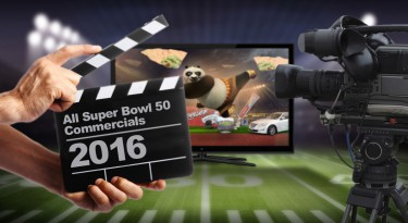 2016 Super Bowl Commercials Full Roster