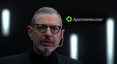 Apartments.com 2016 Super Bowl commercial with Jeff Goldblum
