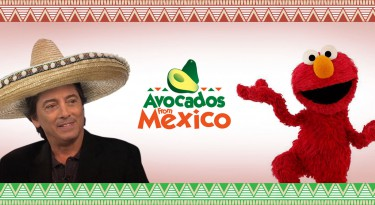 Avocados From Mexico 2016 Super Bowl Commercial will feature elmo and baio