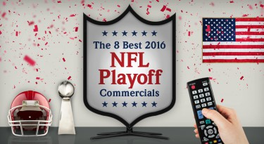 2016 NFL Playoff Commercials