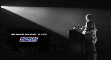 Snickers 2016 Super Bowl Commercial Teaser - Marilyn Monroe