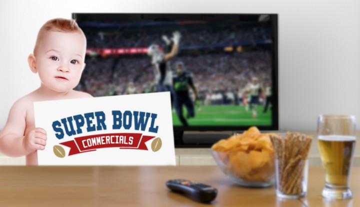 Top 5 Super Bowl Commercials Starring Babies
