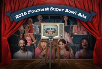 2016 Funniest Super Bowl Commercials