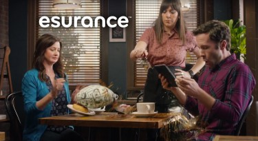 Esurance 2016 Super Bowl Commercial