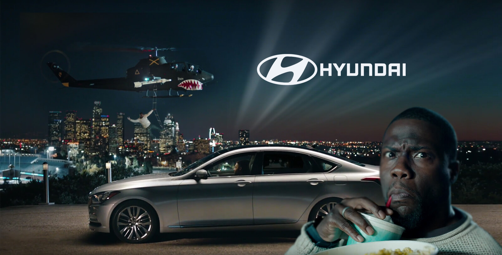 Image result for hyundai super bowl commercial