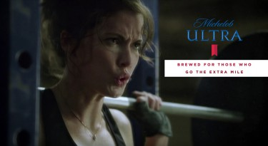 Michelob Ultra Super Bowl 2016 commercial