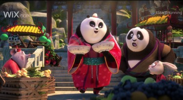 Wix Full 2016 Kung Fu Panda Super Bowl Commercial
