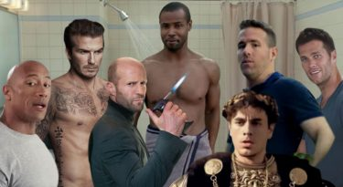 Hottest guys in super bowl commercials