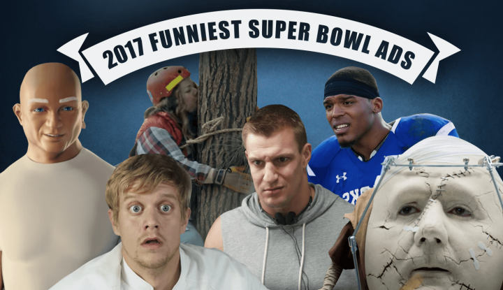 2017 Funniest Super Bowl Commercials