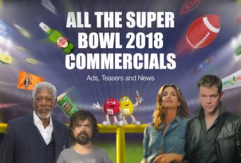 Super Bowl Commercials 2018